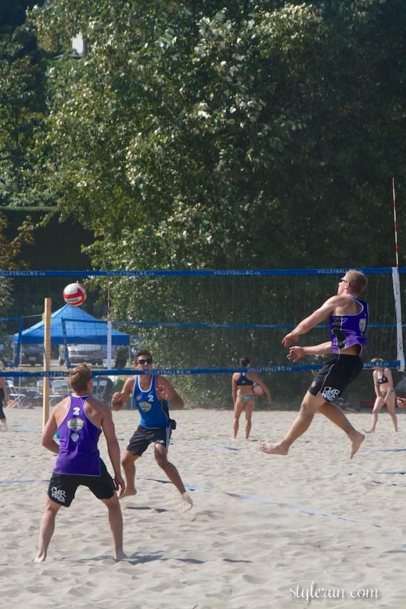 National Beach Volleyball 1