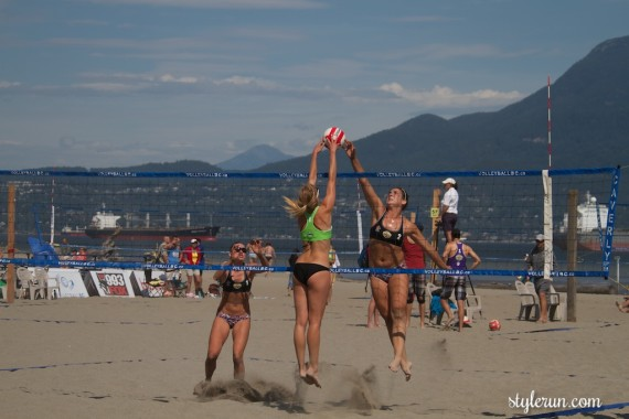 National Beach Volleyball 12
