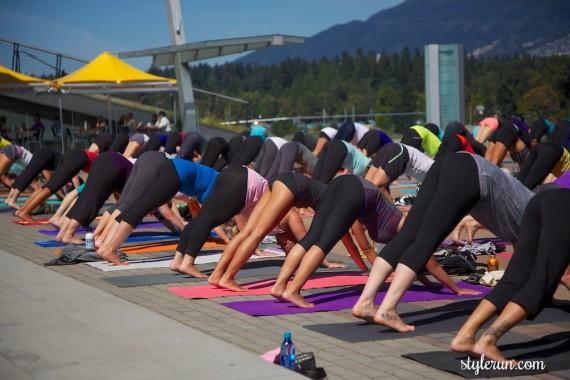 Nooner Yoga Vancouver 10