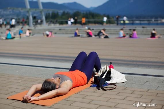 Nooner Yoga Vancouver 2