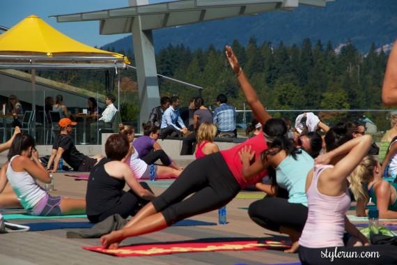 Nooner Yoga Vancouver 5