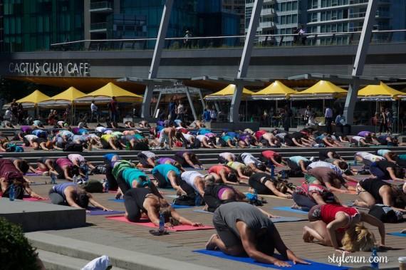 Nooner Yoga Vancouver 9