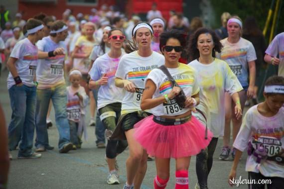 Color Run Vancouver 29