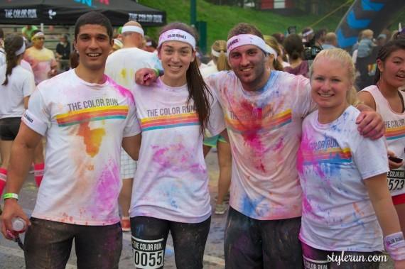 Color Run Vancouver 30