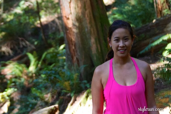 Quarry Rock Hike 1