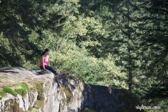 Quarry Rock Hike 11