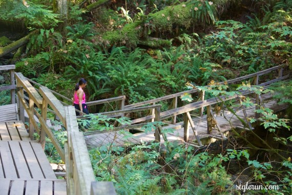 Quarry Rock Hike 4