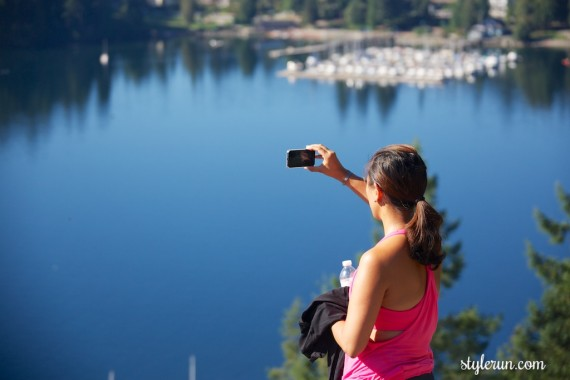 Quarry Rock Hike 5