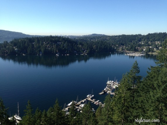 Quarry Rock Hike 6