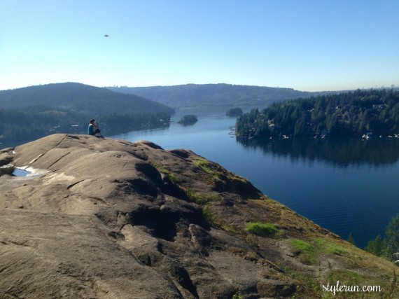 Quarry Rock Hike 7