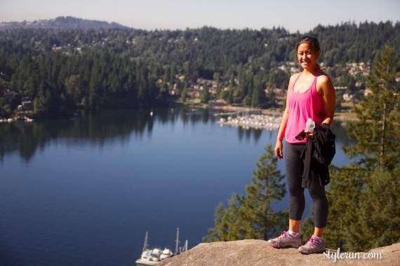 Quarry Rock Hike 8