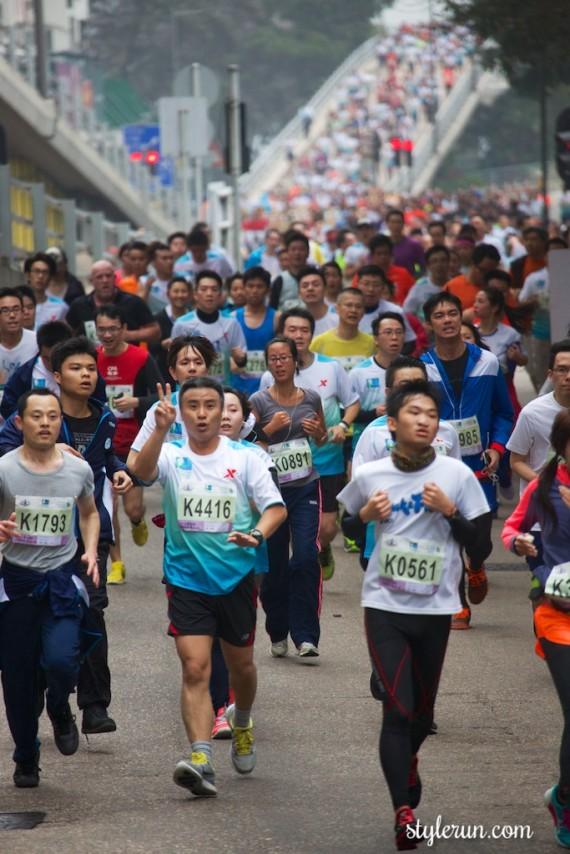 20140216_HK Marathon 4