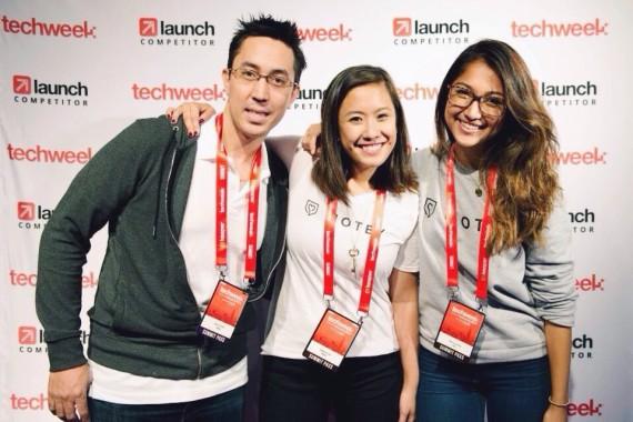 2014 Techweek_Notey