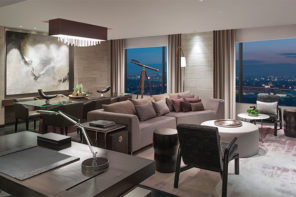 Business and Pleasure at the New World Makati Hotel